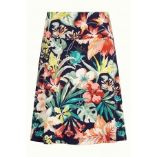 King Louie Border Skirt Avalon