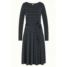 King Louie Betty Dress Elmore Stripe
