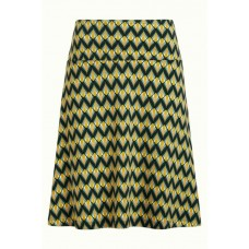 King Louie Border Skirt Namaste