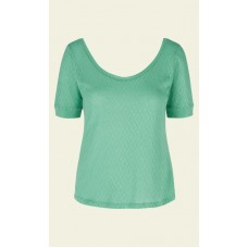 King Louie Ballerina Top Duchesse