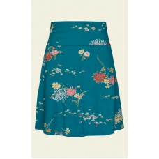King Louie Border Skirt Goldflower