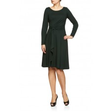 Octavia Dress Green