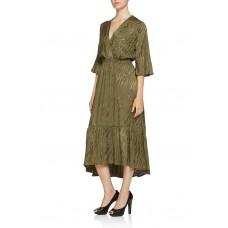 Fleur kjole Army Green